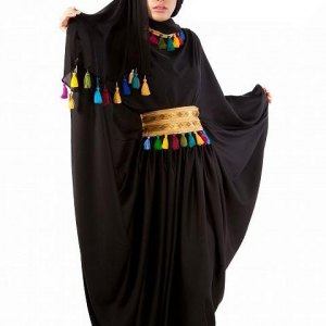 abaya-khaliji-noir