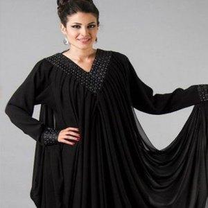 abaya dubai chic 2016