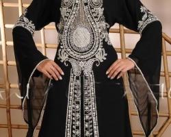 abaya dubai noire pour femme