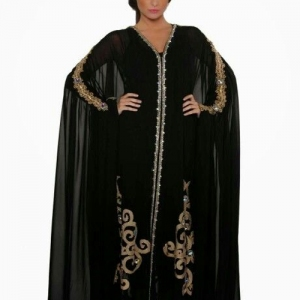 abaya femme moderne