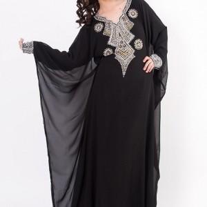 abaya-noire