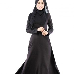 abaya-marocaine-simple
