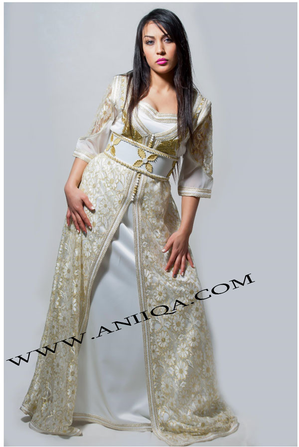 robes orientales mariage