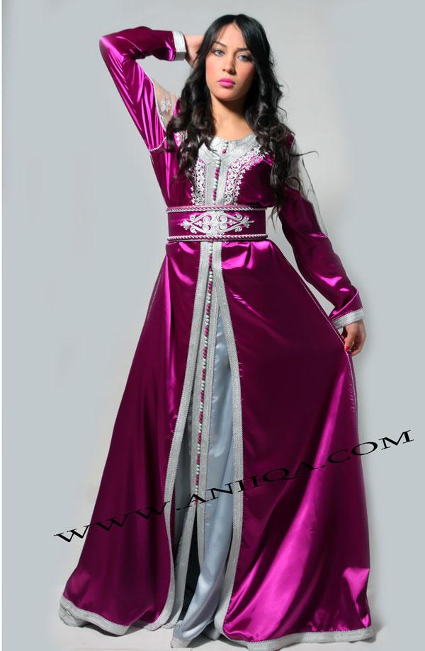 Location robe de soiree marocaine paris