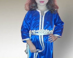 caftan-fillette