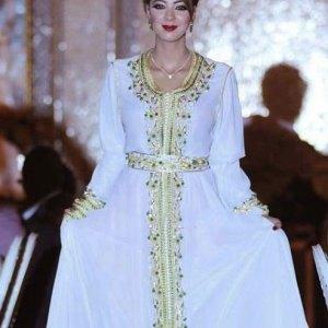 caftan-marocain-blanc