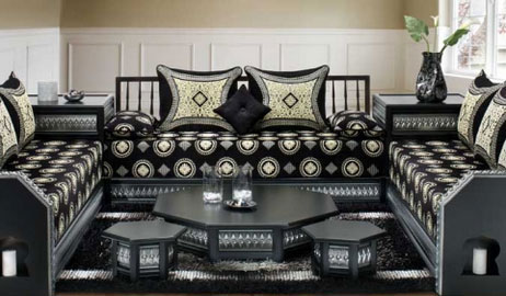canap marocain vente canap marocain convertible pas cher. Black Bedroom Furniture Sets. Home Design Ideas
