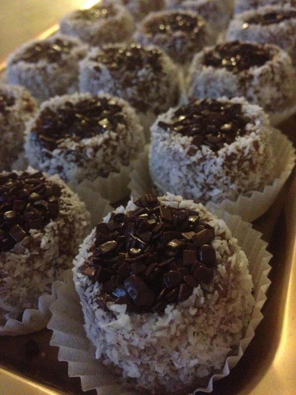 Les plateaux gâteaux de Douceurs Maghrébines