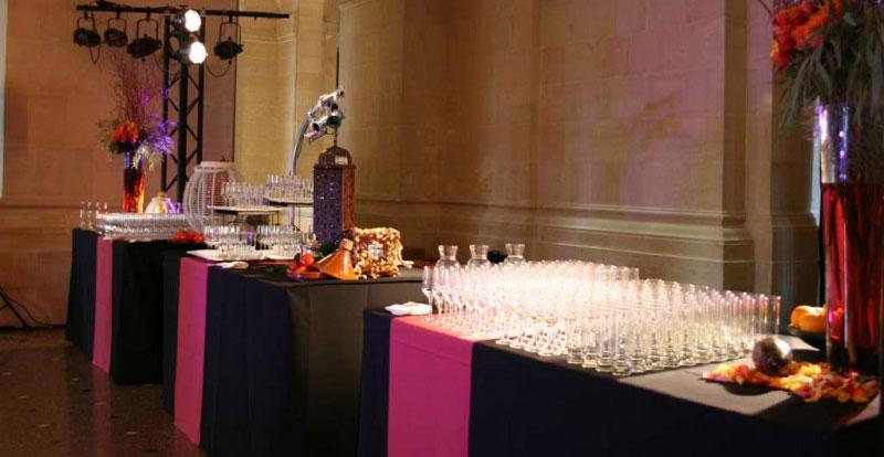 Traiteur oriental montreuil espace royal traiteur halal - Decoration buffet traiteur ...