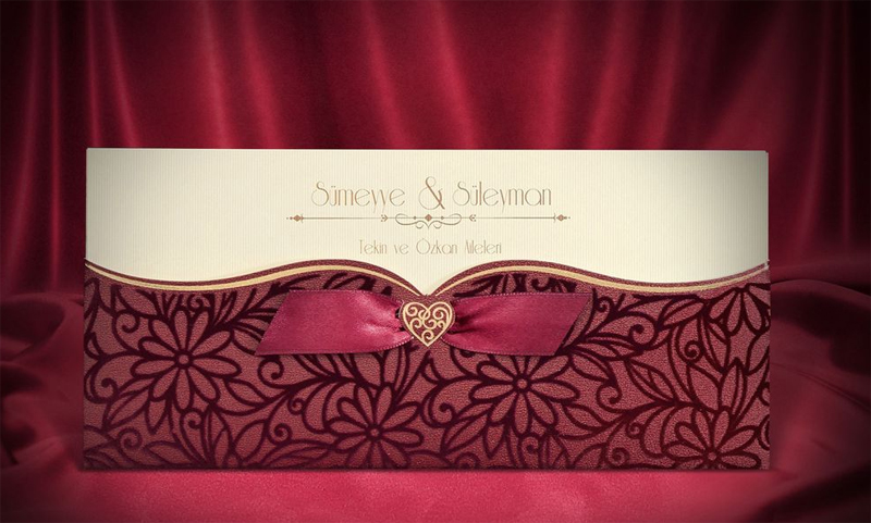la collection de cartes par faire part oriental - Carte D Invitation Mariage Orientale
