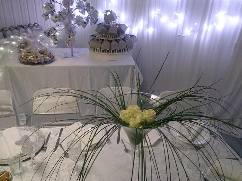 Decoration Table Lunel