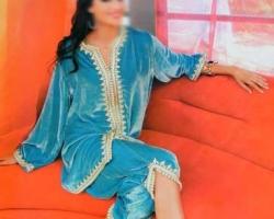 jabador femme bleu turquoise