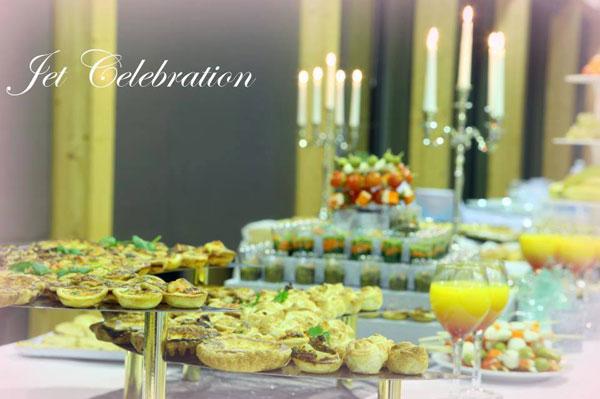 plusieurs dco effectues par jet clbration buffet mariage moselle - Traiteur Mariage Moselle
