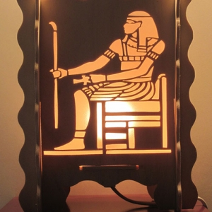 lampe-egyptienne-a-poser