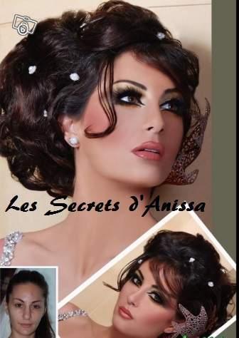 coiffure et maquillage libanais par les secrets danissa - Coiffeur Maquilleur Mariage