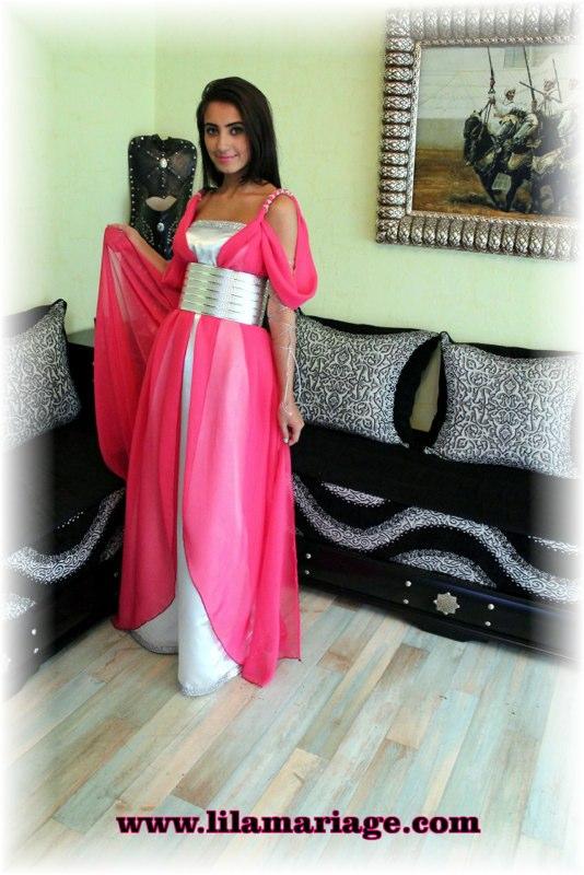 Robe de mariage orientale a louer