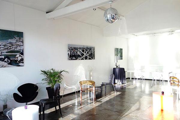 Salle de mariage cr teil le loft galerie du 94 - Galerie le garage orleans ...