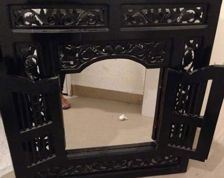miroir oriental vente grand miroir marocain dor pas cher. Black Bedroom Furniture Sets. Home Design Ideas