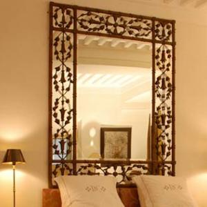 Miroir oriental vente grand miroir marocain dor pas cher for Grand miroir pas cher