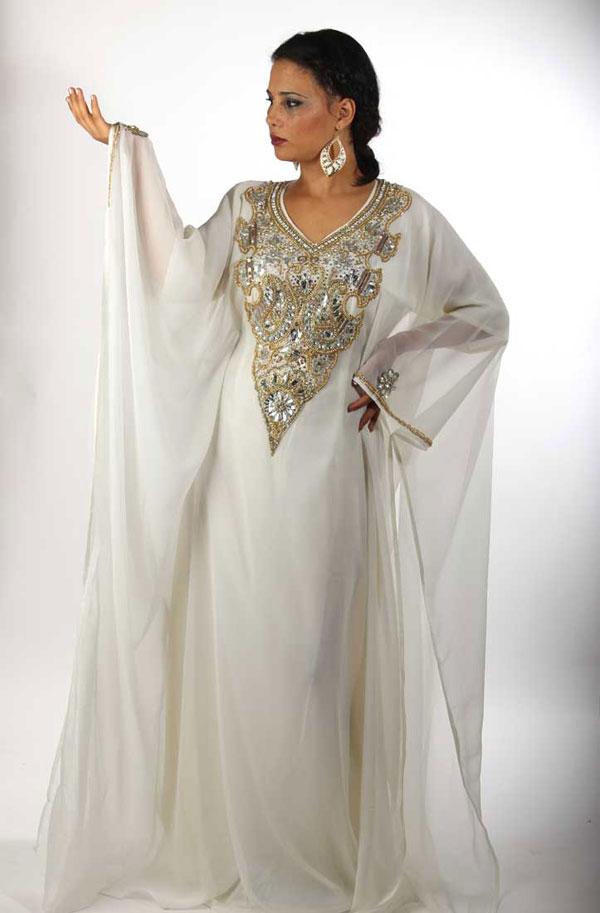 Mode In Dubai Faracha Robe Dubai Et Caftan A Valence