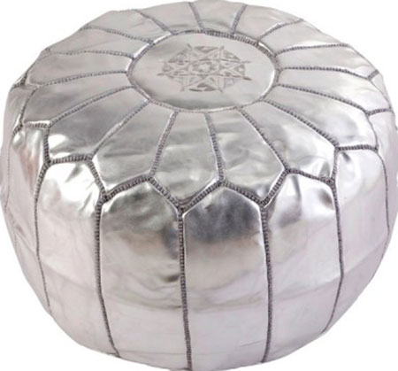 Pouf marocain vente pouf oriental avec rembourrage pas cher - Rembourrage pour pouf ...