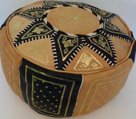 Pouf Marocain Vente Pouf Oriental Avec Rembourrage Pas Cher Interesting Acheter Un Pouf