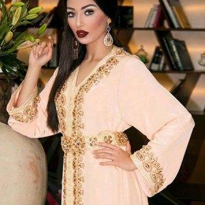 robe-pour-bapteme-marocain