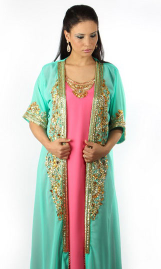 Robe de soiree tunisienne pas cher