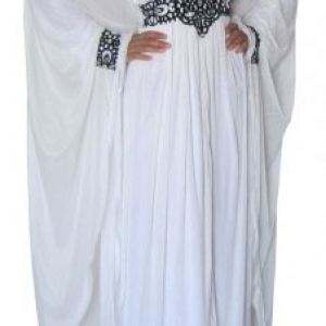 robe-dubai-blanche-argent