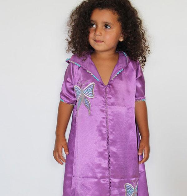 Robe orientale enfant \u0026 fille pas cher