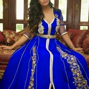 robe-fiancaille-marocaine