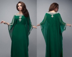 abaya-dubai-vert