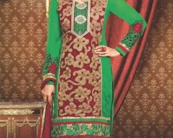 salwar-kameez-vert