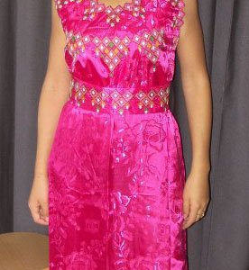 robe-kabyle-rose-pas-cher