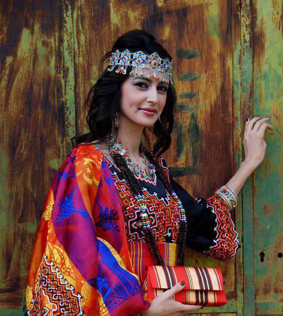 Robe marie kabyle