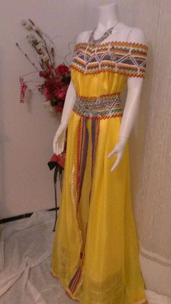 Khaleejifashion: robe algérienne à Lyon, Villeurbanne & Givors