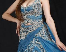 robe-outia-bleue