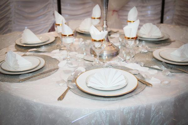 la rose dorient dcoration pour mariage - Traiteur Mariage Marocain