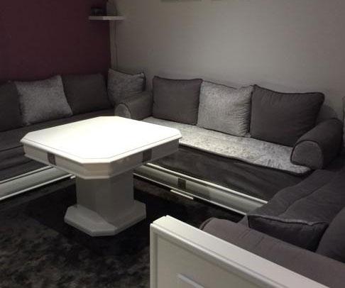 Salon marocain vente salon oriental sur mesure pas cher for Salon oriental gris