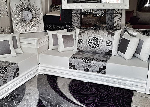 salon marocain vente salon oriental sur mesure pas cher. Black Bedroom Furniture Sets. Home Design Ideas