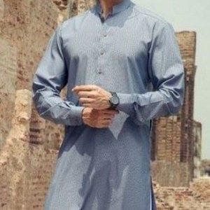 salwar-kameez-homme-gris