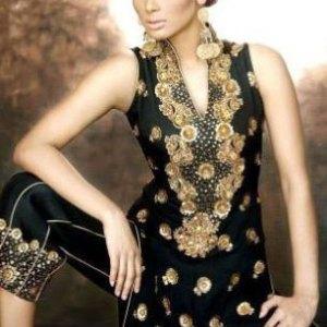 salwar-kameez-noir-haute-couture