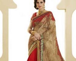 sari indien femme