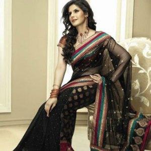 sari-indien-noir-tulle
