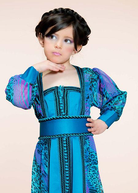 Takchita Enfant Pour Petite Fille & Fillette Pas Cher