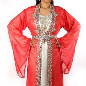 takchita marocaine rouge