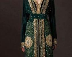takchita marocaine verte