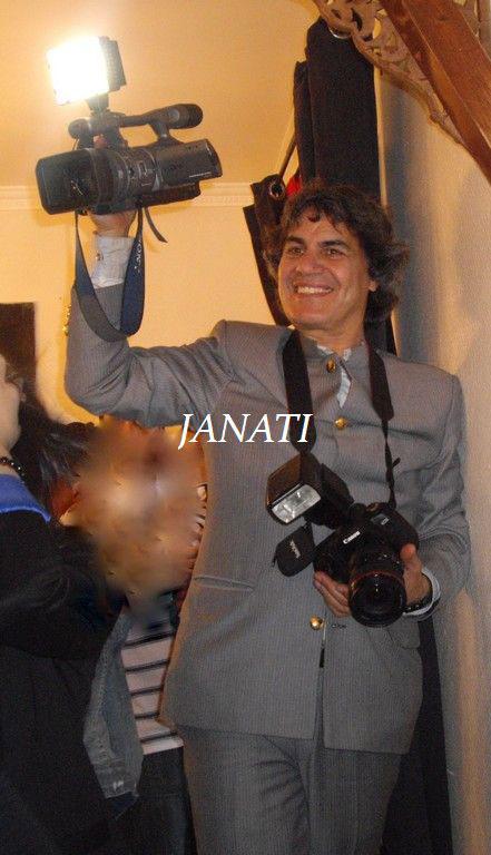 coordonnes de vido janati - Cameraman Mariage Montpellier
