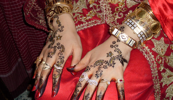 Mariage tunisien: les traditions dun mariage tunisien