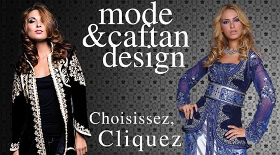 Robe marocaine à Aix en Provence Mode et Caftan